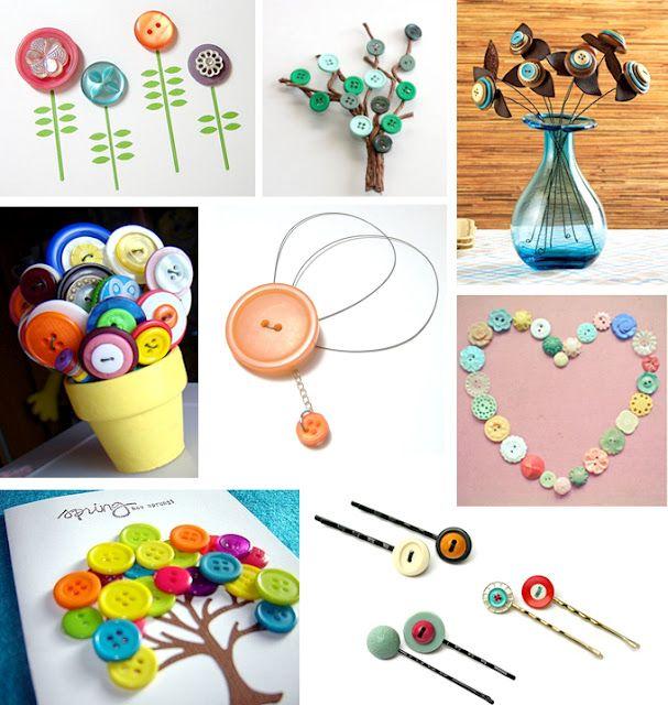 Buttonlust es una web dedicada a los botones f ciles y for Todo en decoracion para el hogar