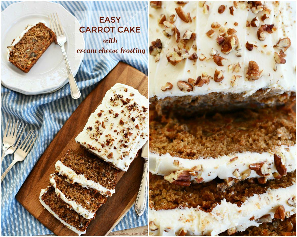 Doctoring the Box: Carrot Cake from Spice Cake Mix -   21 cake Carrot red velvet ideas