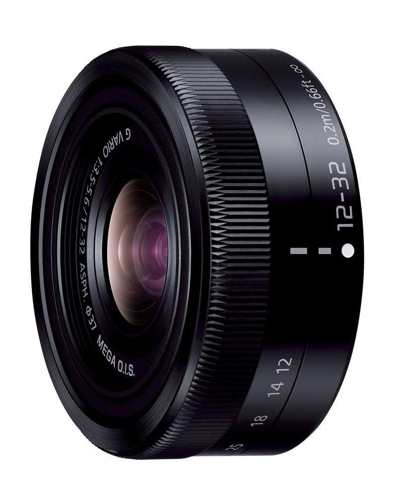 Panasonic Lumix G Vario 12 32mm F3 5 5 6 Asph Mega O I S M4 3 Without Box F S Panasonic Lumix Digital Camera Lens Zoom Lens