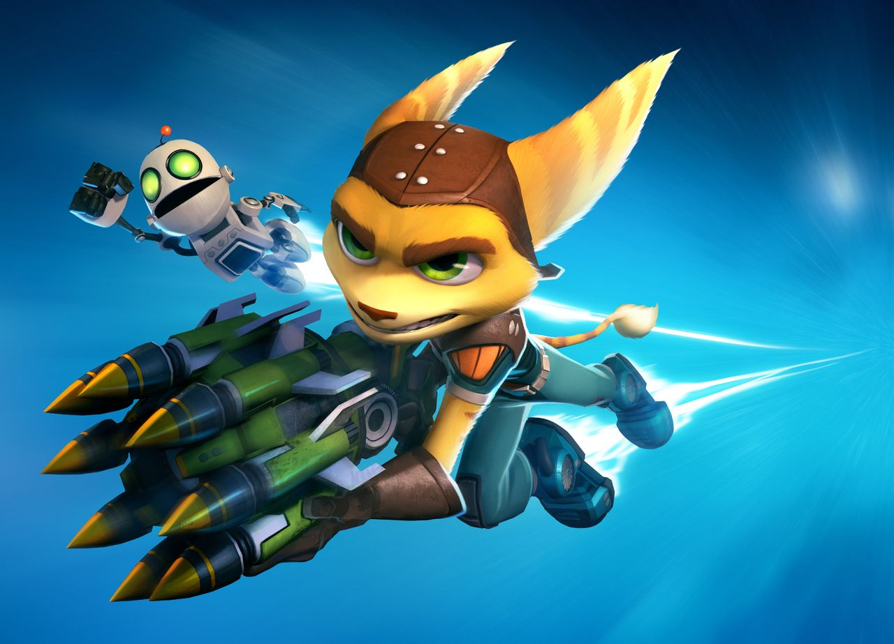 Download Ratchet Amp Clank Wallpaper Hd Resolution M4qmw