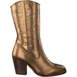 Photo of Omoda Stiefeletten R17232-s738omo1 Gold Damen Omoda