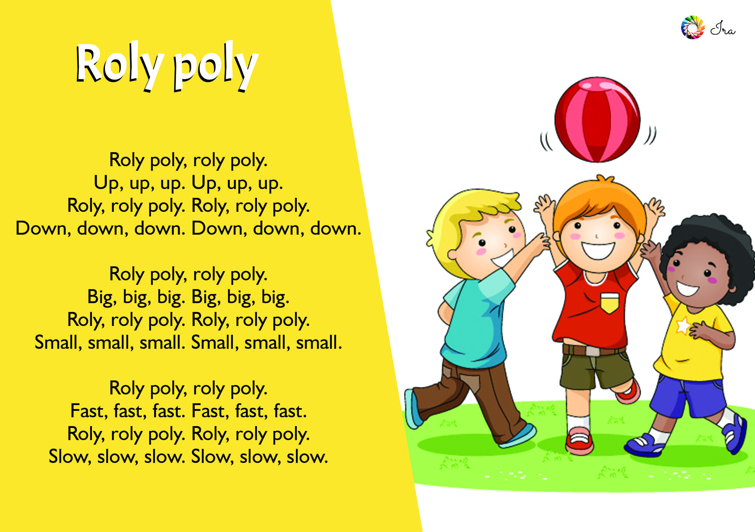 Top 10 Short Nursery Rhymes For Kids