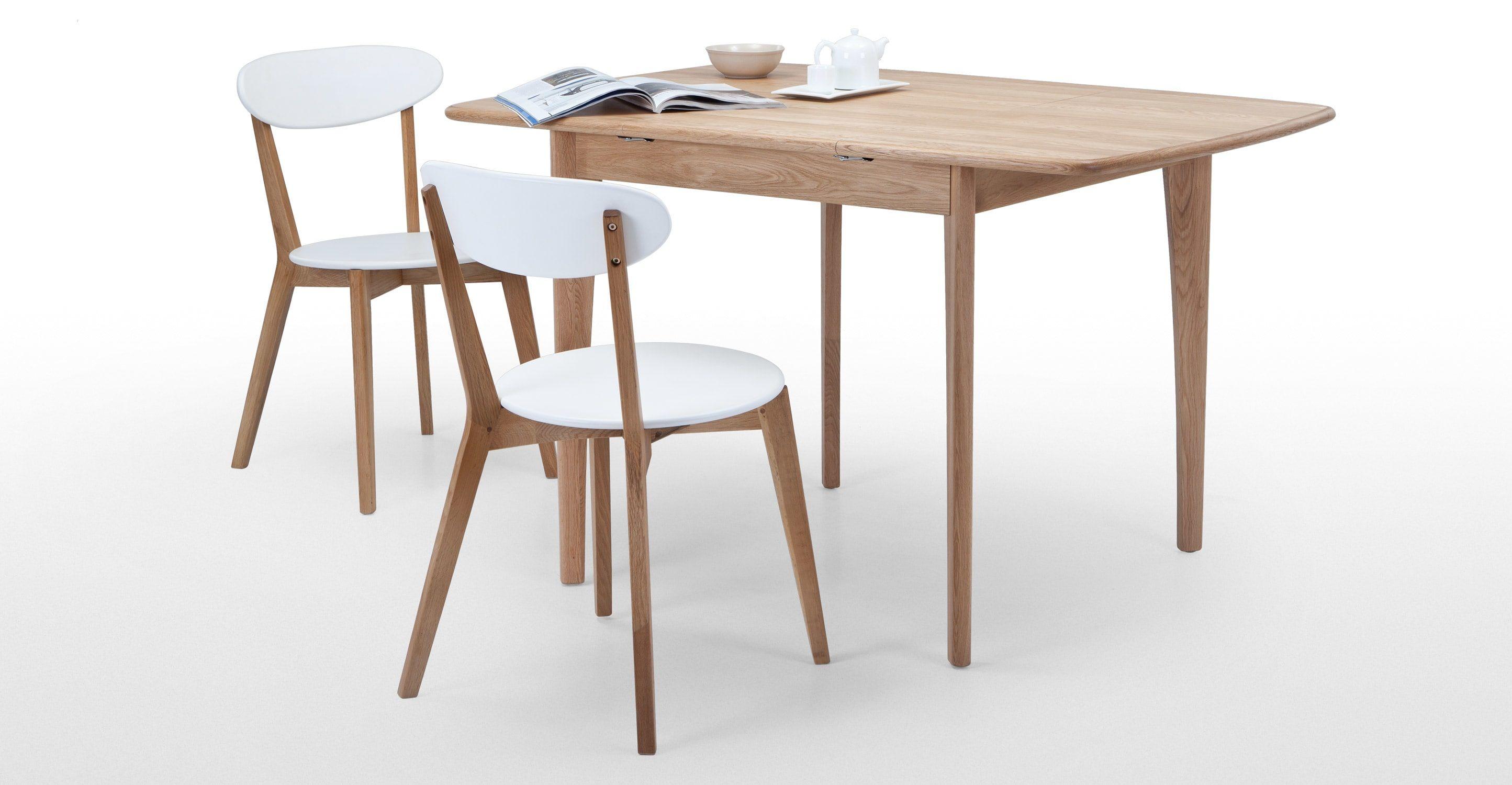 Monty table  rallonges chªne