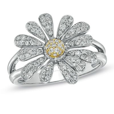 engagement antique marina flower daisy pinterest cluster or best cocktail ring reserved diamond english vintage wedding dinner vintagejewelbox images rings gold halo estate on white