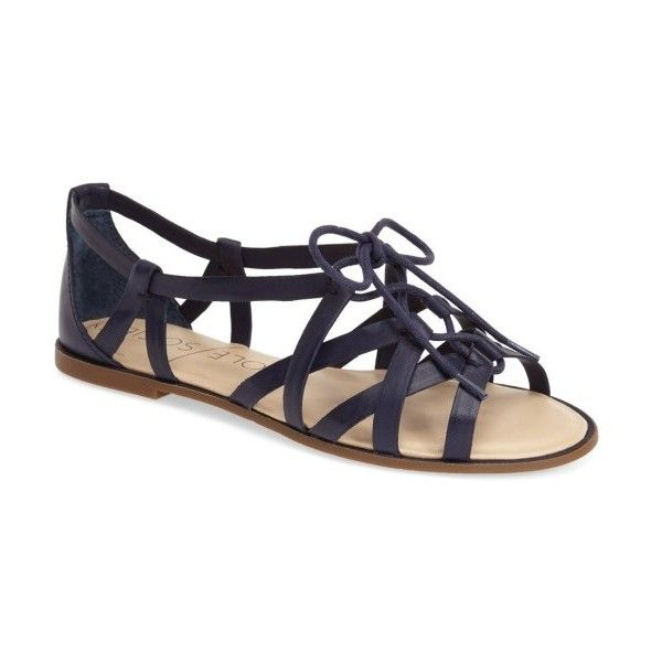 6629bc7ff536 Women s Sole Society  Gillian  Gladiator Sandal ( 70) ❤ liked on Polyvore  featuring shoes