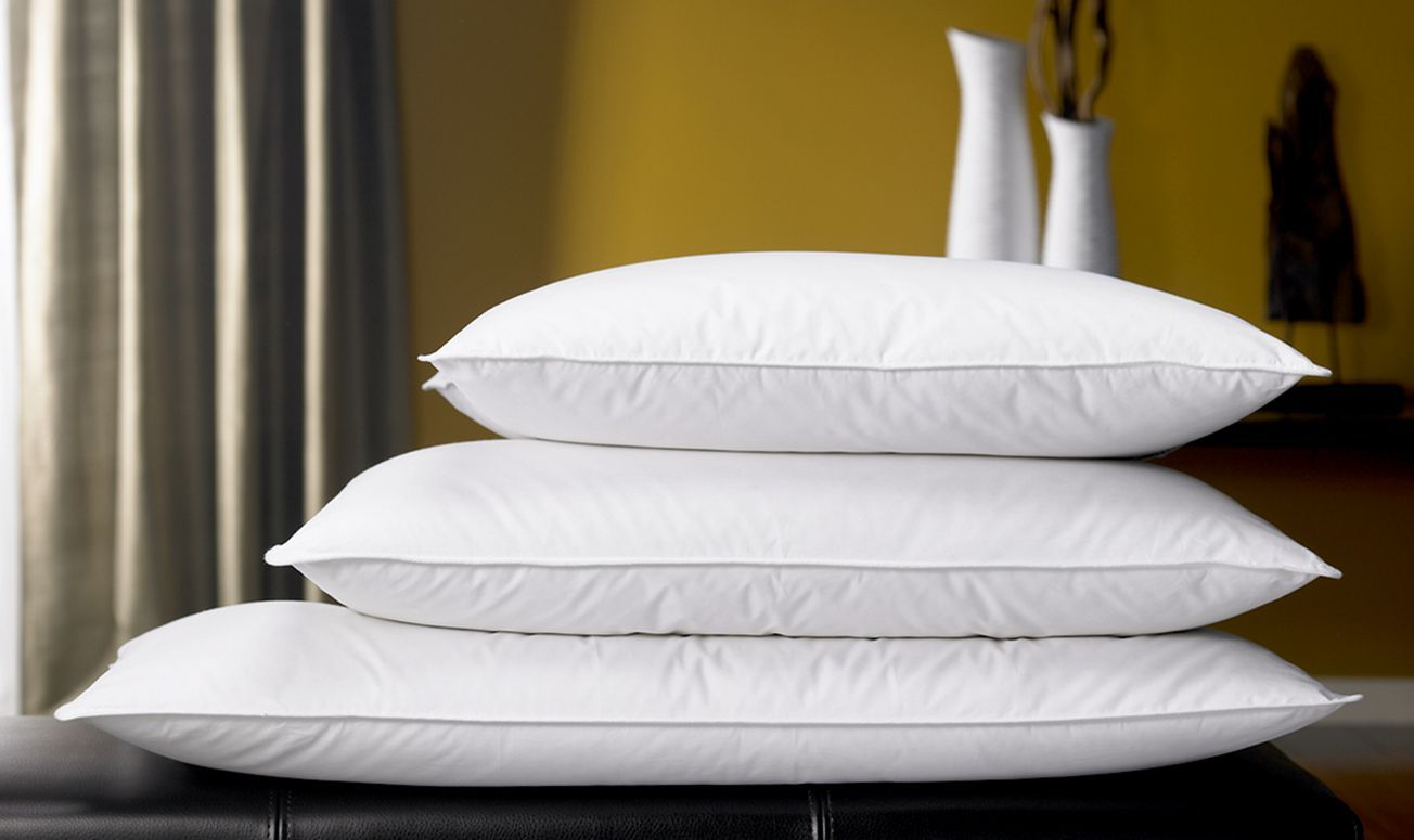 Marvelous 100% Down Heavenly Pillows. Westin Ultra Luxe Collection