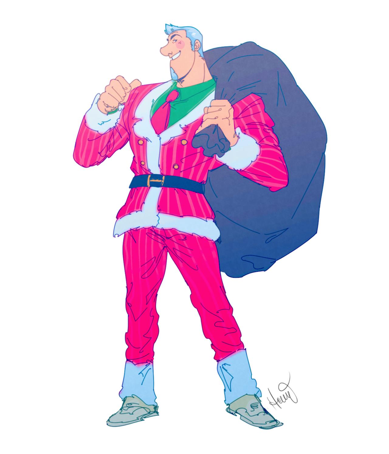 gorrillaprutt Steve Claus from Arthur Christmas I I mean