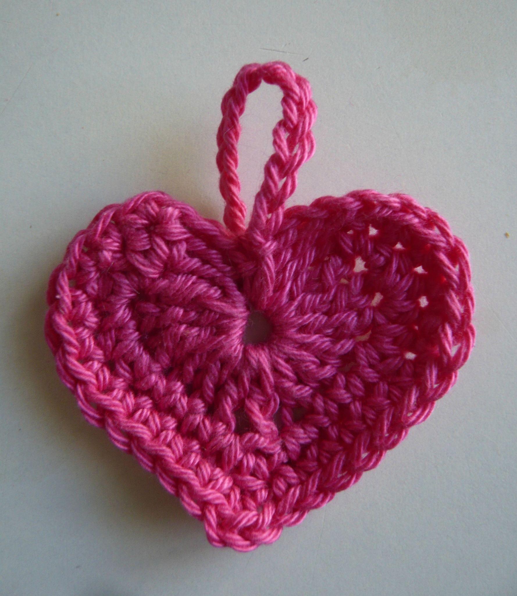 Souvent tuto coeur crochet … … | Pinteres… PX05