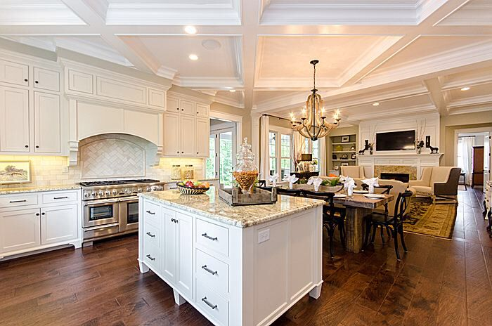 Kitchen Family Room Creative Home Concepts Southern Living Extraordinary Southern Living Rooms Creative