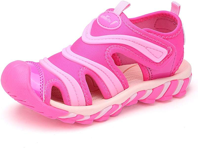 e0cf8bd08e0c6 $17 Amazon.com | BTDREAM Boy's and Girl's Sports Sandals Breathable ...