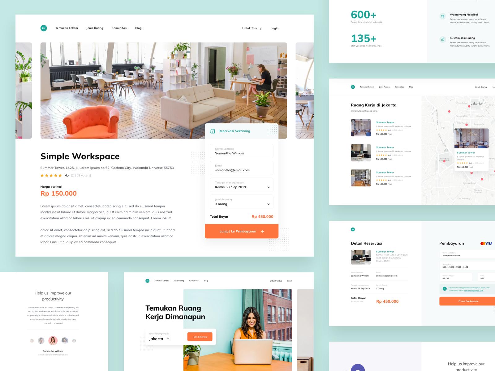 Online Course Is Coming Soon Kelasbypaperpillar In 2020 User Interface Design Interface Design Business Website Design
