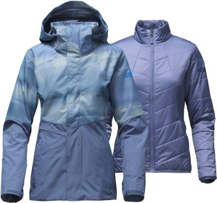 The North Face Garner Triclimate 3-in-1 Jacket - Women's ...