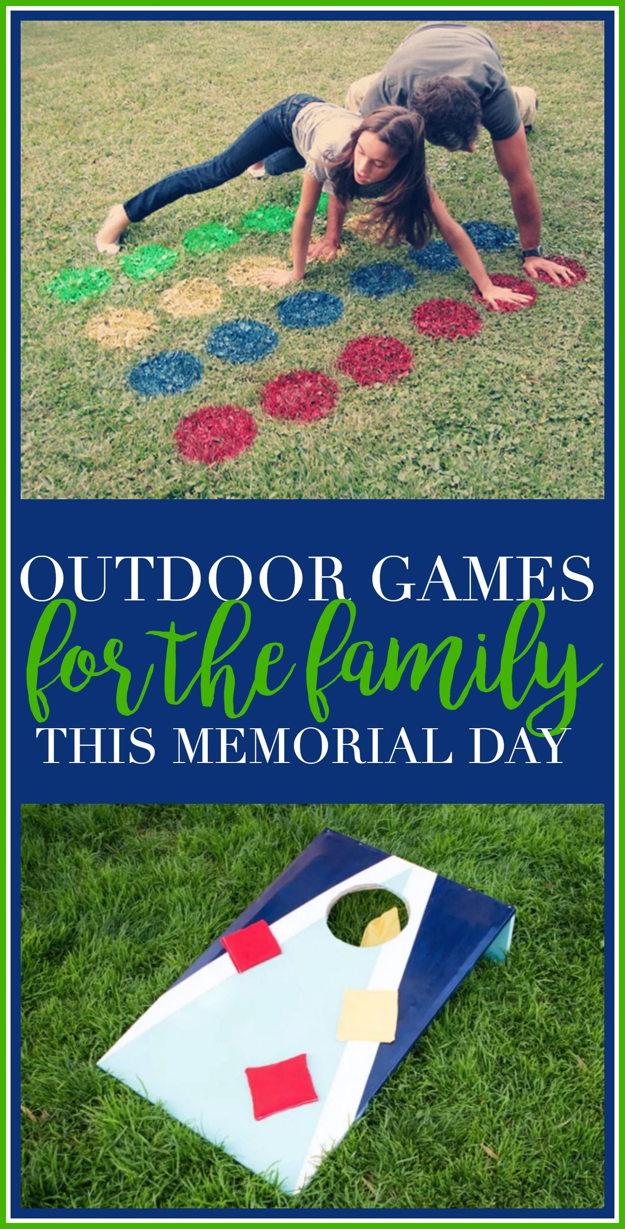 Memorial Day 101 Camping games for adults, Outdoor games