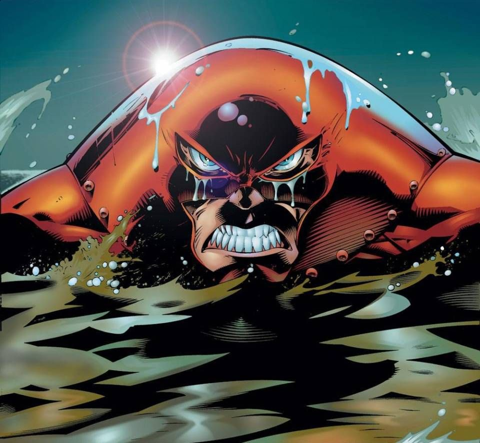Juggenaut - Fléau - Cain Marko - Marvel Comics - Joe Madureira