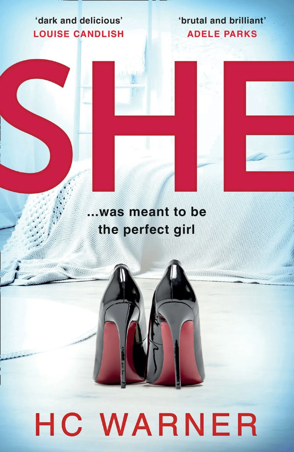 Review She by HC Warner The perfect girlfriend, Books