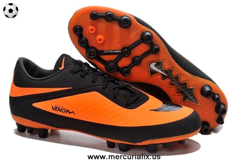 100% authentic bf394 feaa1 White Black Yellow Nike Hypervenom Phelon AG Jnr Boots