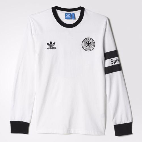 pretty nice bdc96 c0326 Germany 1974 Beckenbauer Adidas Originals Shirt Jersey ...