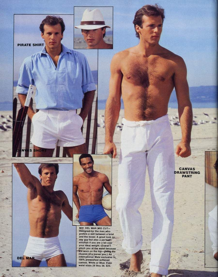 Macho Clothing Co: Fashion, 80s Fashion Men Y