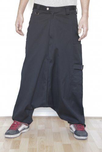 Sarouel homme noir - Éléphant   fashion   Sarouel, Sarouel homme et ... d7a915b2c69