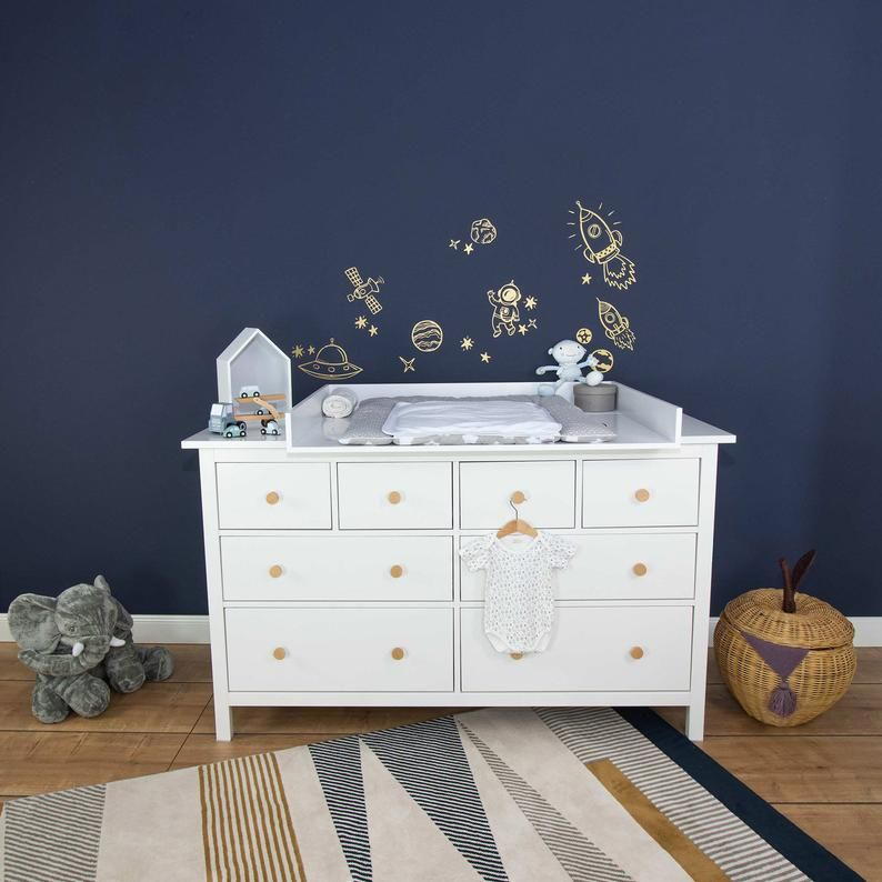Puckdaddy Xxl Changing Unit Table Top Cot Top For Ikea Hemnes Dresser Ikea Hemnes Hemnes Ikea Hemnes Chest Of Drawers