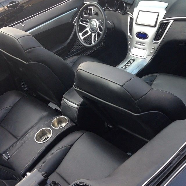 71 chevelle! LS powered , cadillac interior but check out the digi shifter!!! forgiato convertible custom fiberglass console dash 4 bucket seats rear console malibu