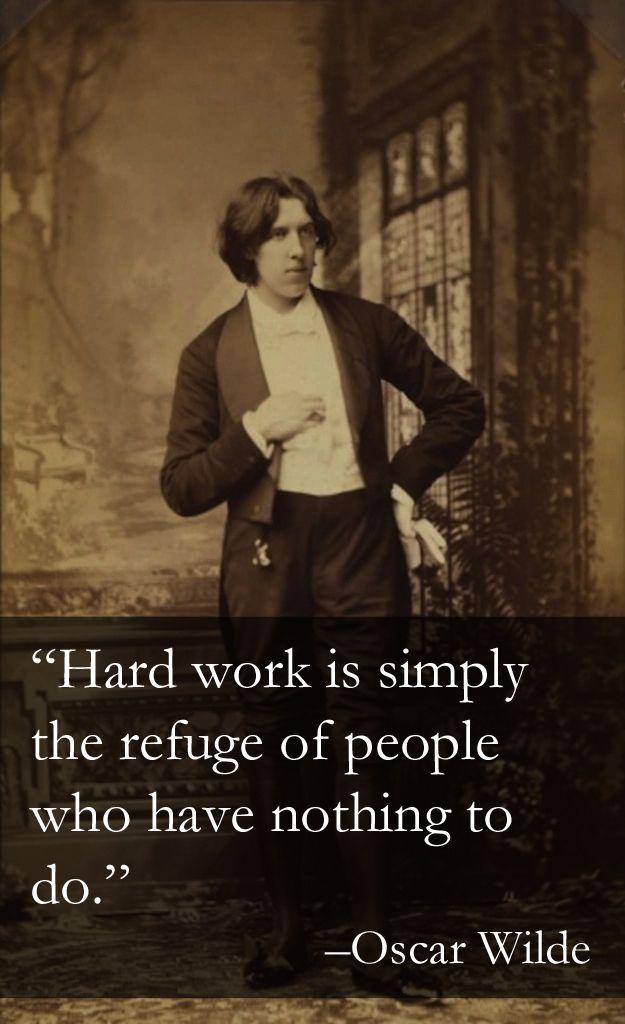 I think imgur needs more Oscar Wilde