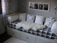 ikea hemnes daybed as a sofa