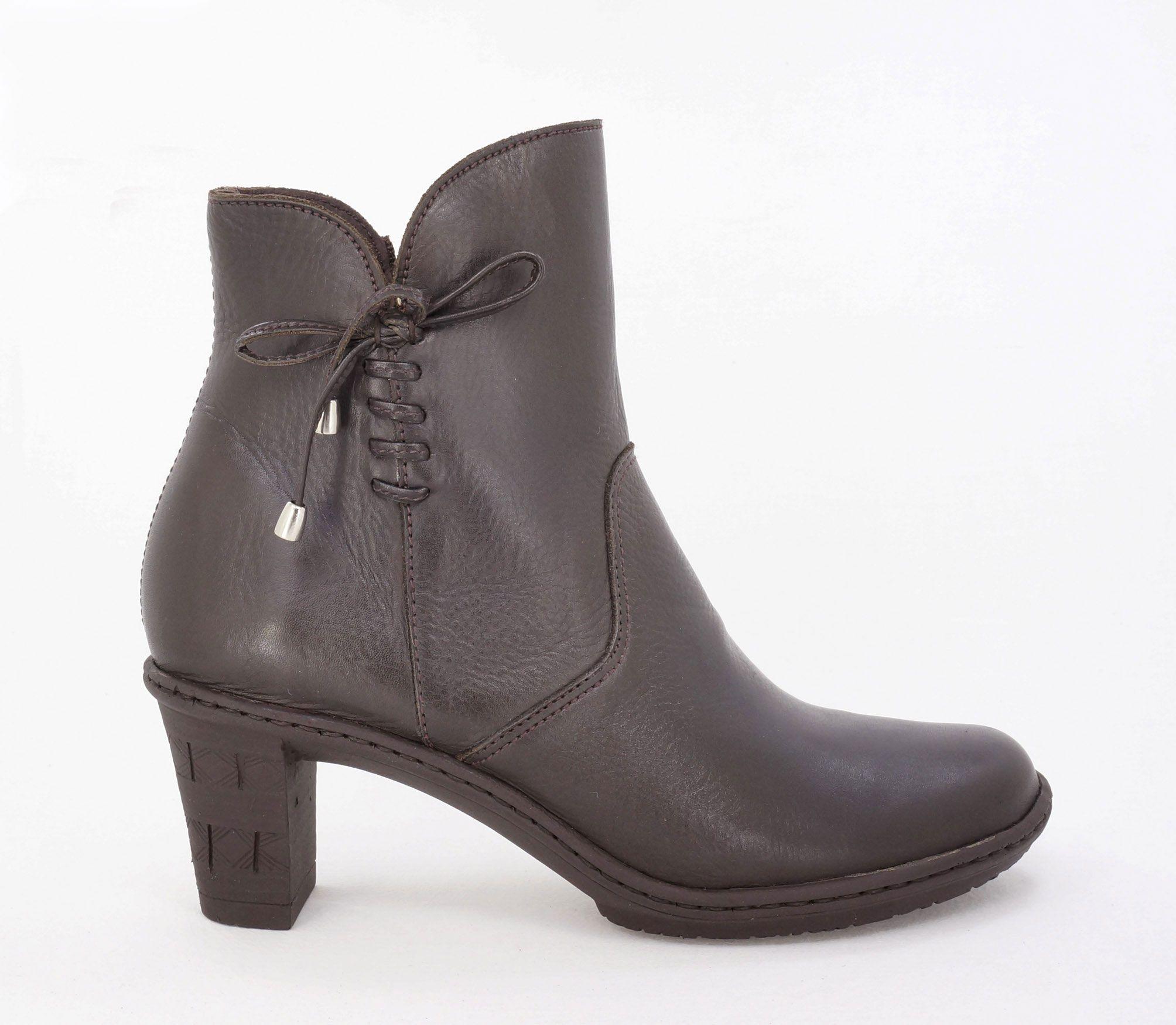 tsonga ginqa choc heel ankle handmade genuine leather boot r 1