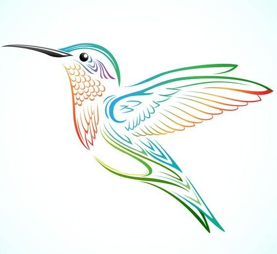 Free png download hummingbird red green png images humming bird.