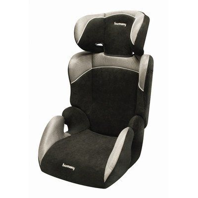 Harmony Highback Booster Seat Black Tech Narrow For Aiden Wes