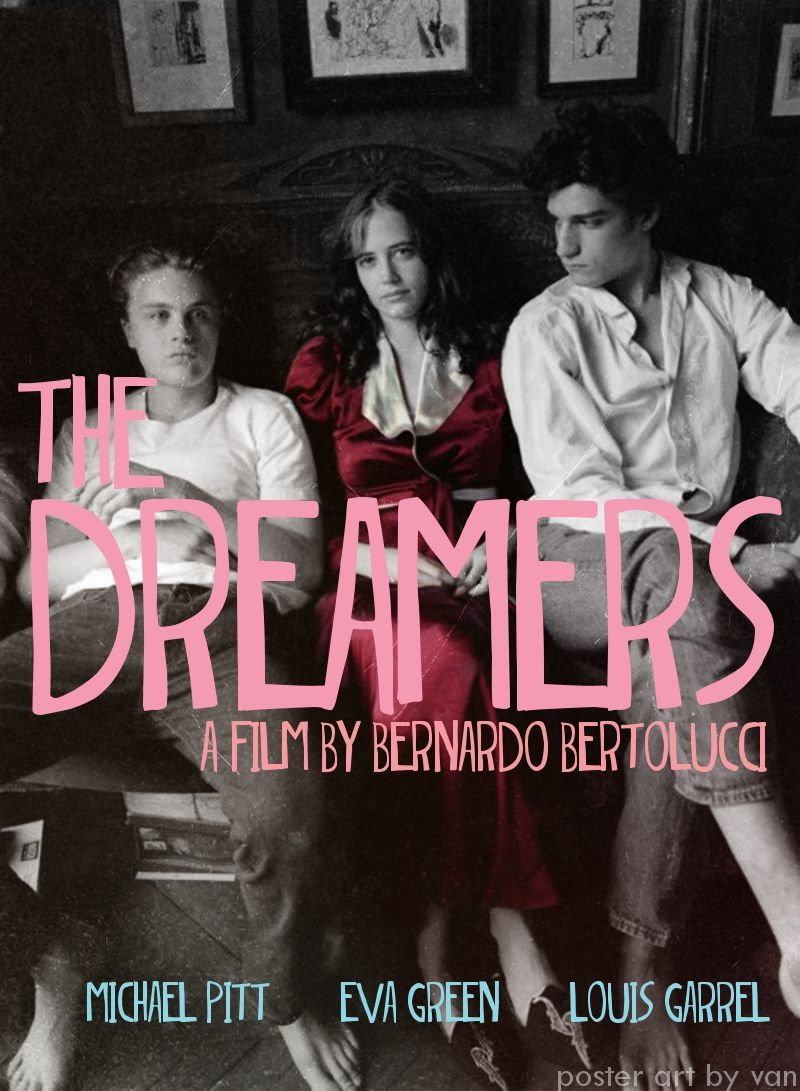 The Dreamers My Favorite Among These Movie Posters I Made So Far