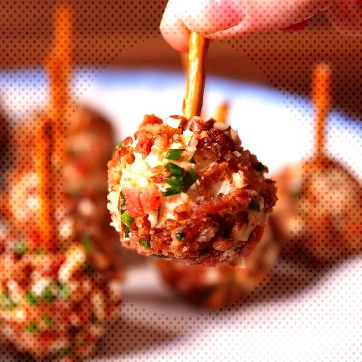These Cheese Ball Bites Are The Life Of Any Party -  Formatge  -