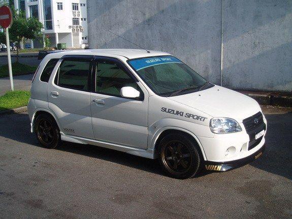 Vin4599 2004 Suzuki Ignis 22905610002 Large Coches Deportivos