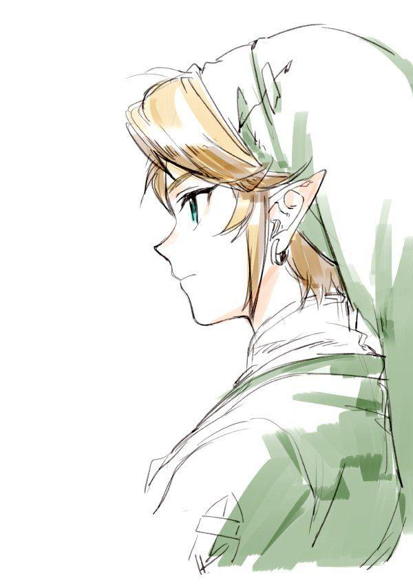 Art By 마코레 Magore997 Dessin Zelda Dessin Jeux Video Et
