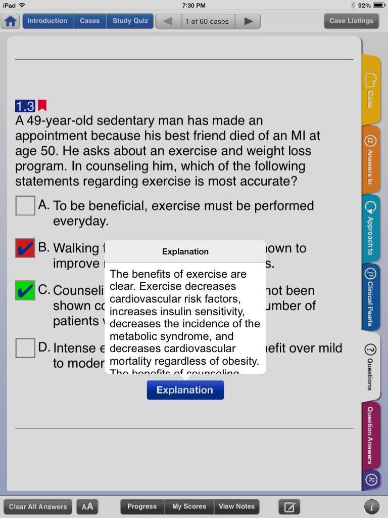 Case Files Family Medicine App Download Free Sample! 60
