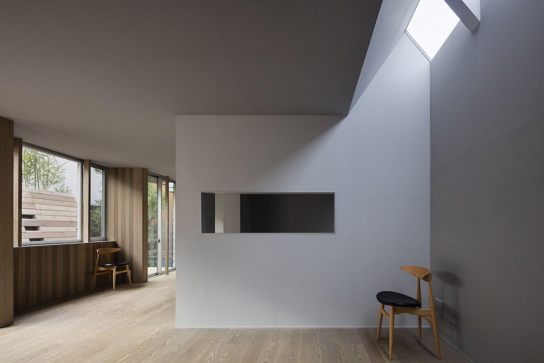 Gallery Of House In Minamiyukigaya / Hugo Kohno Architect Associates   3