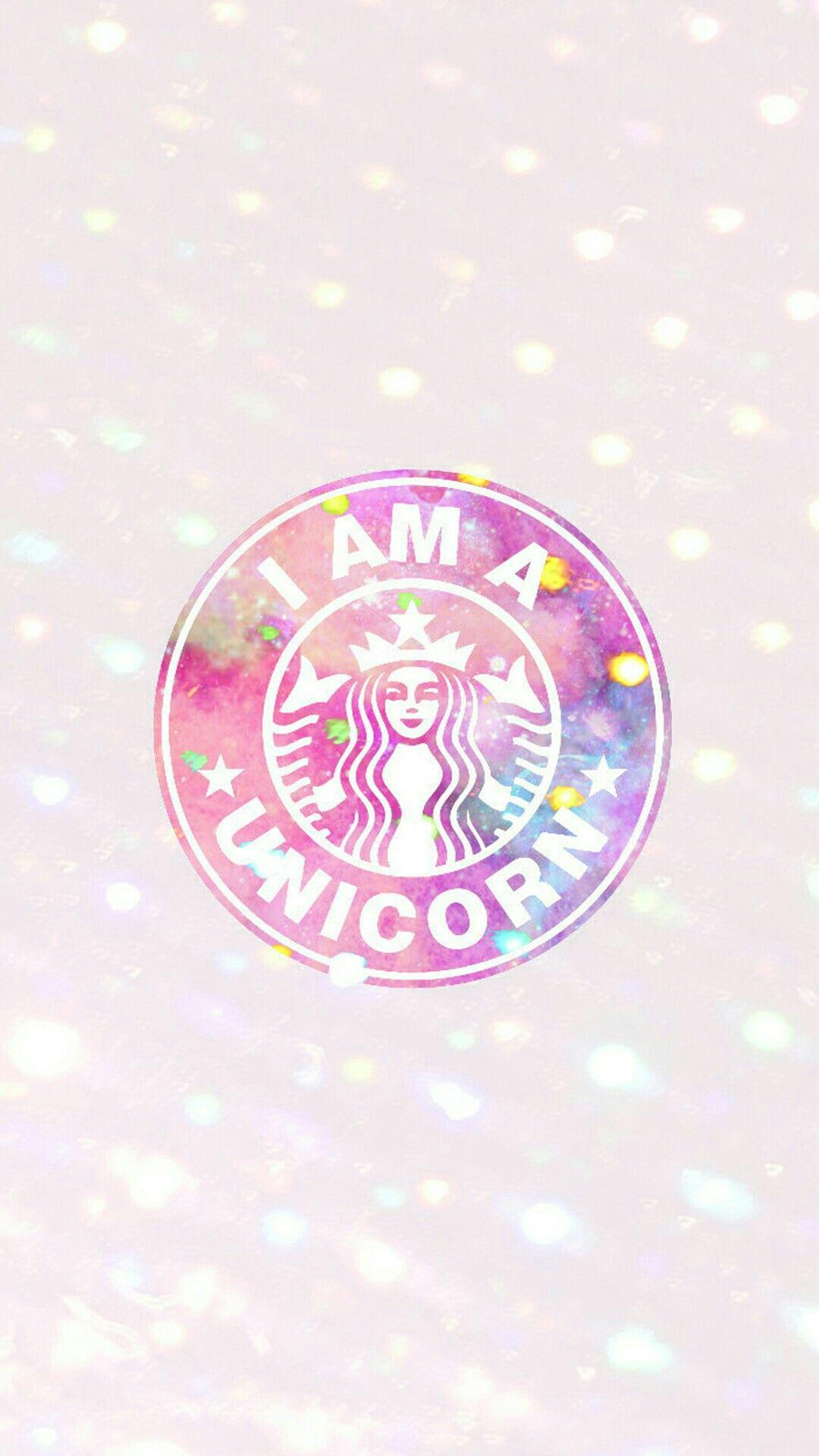 Wallpaper Lockscreen Starbucks Unicornio Dep