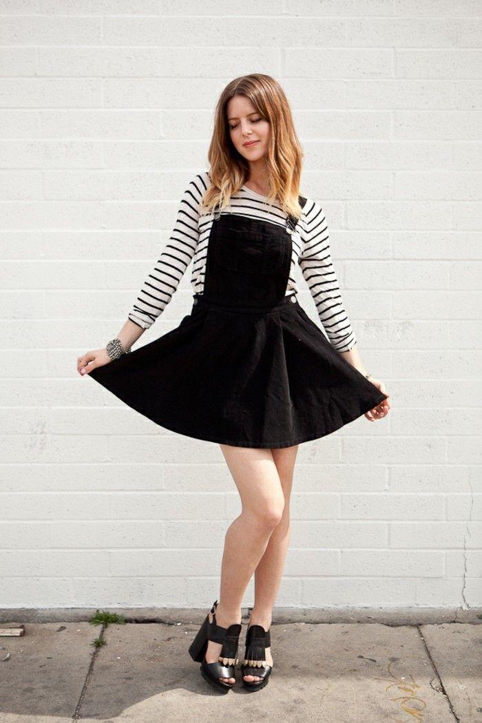 comment porter la robe salopette les meilleures id es de tenues zara femme robe zara femme. Black Bedroom Furniture Sets. Home Design Ideas