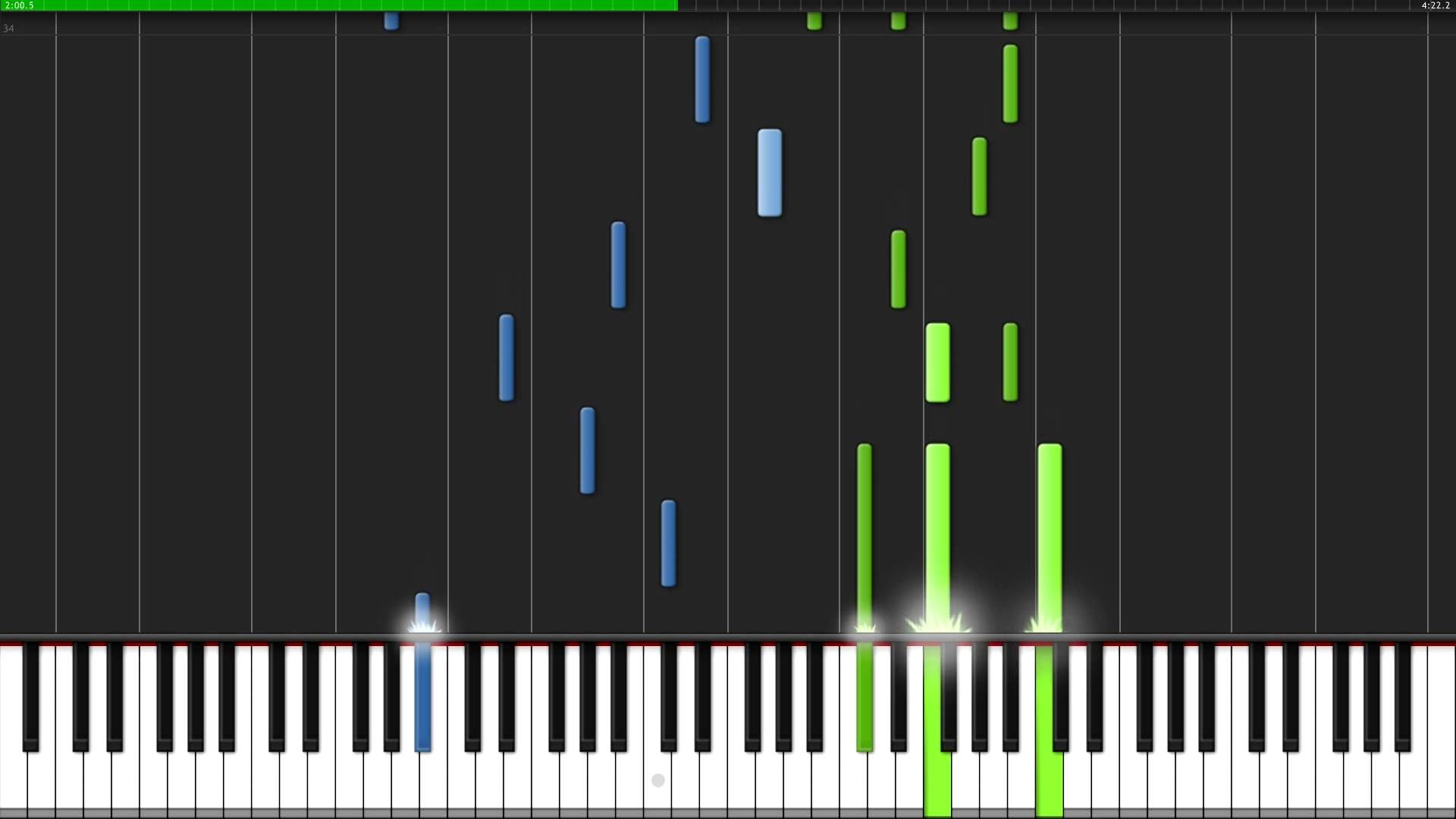 Kiss The Rain Yiruma Piano Tutorial Synthesia With Images