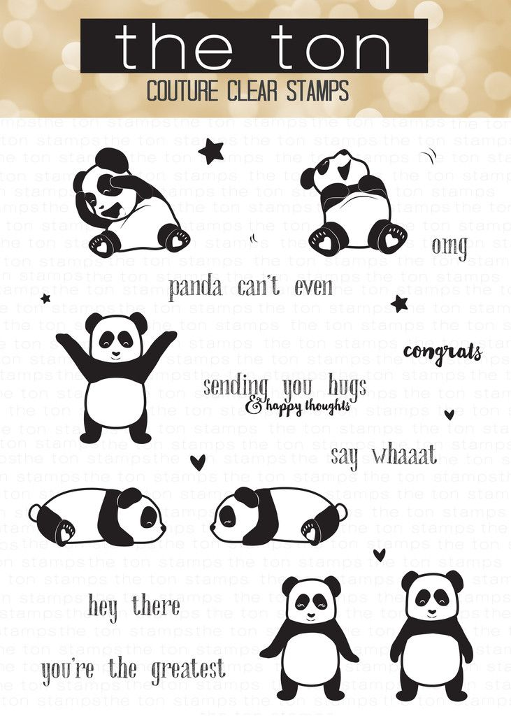 Panda Can't Even I can't resist!!!