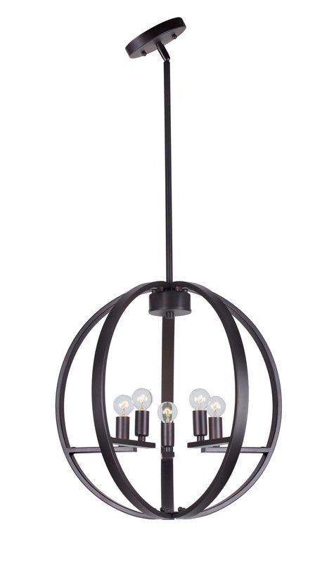 Jaiden 5 light globe chandelier light globes globe and chandeliers jaiden 5 light globe chandelier aloadofball Gallery