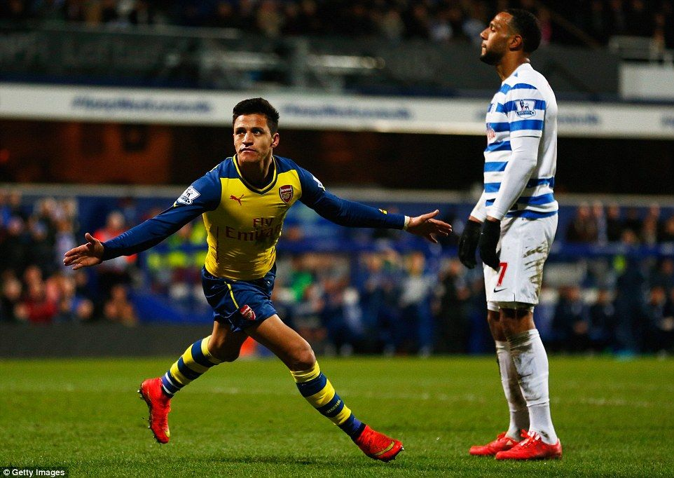 QPR 12 Arsenal MATCH REPORT Arsenal, Qpr, Uefa