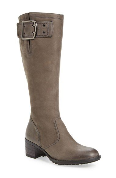 f9b3ed22e3f Paul Green Kendra Knee High Buckle Boot (Women) available at  Nordstrom