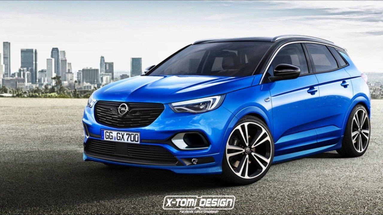 Opel Astra Opc 2020 Redesign Di 2020
