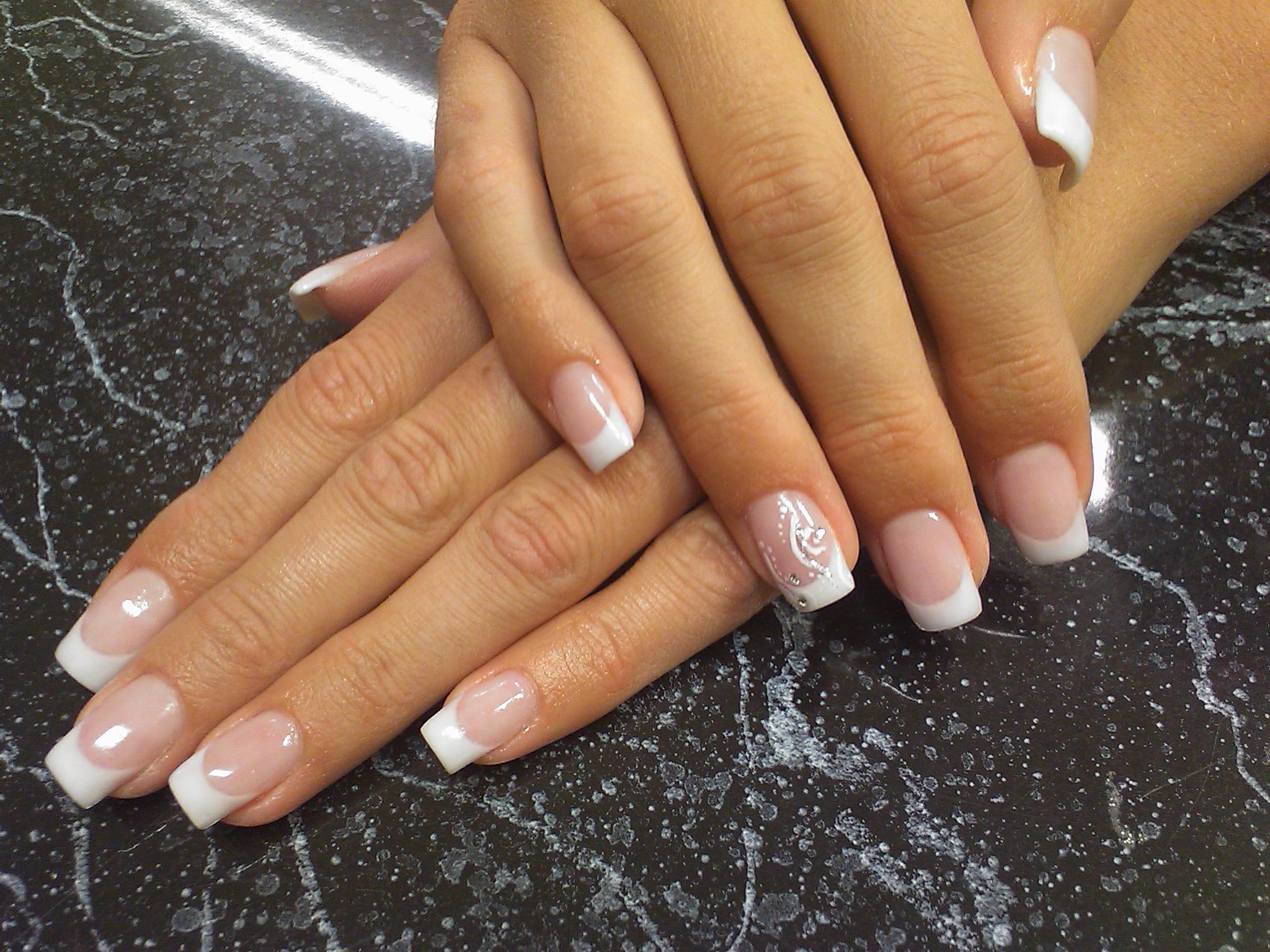 shellac nail designs   Nagelstudio Naildesign Shellac Kosmetik Maha ...