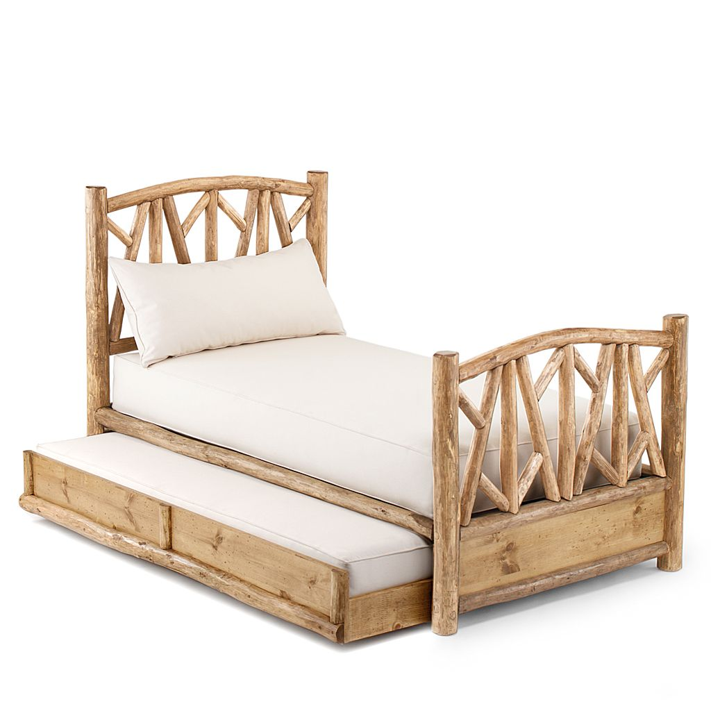 Rustic Trundle Bed Trundle Bed Bed Iconic Furniture Design