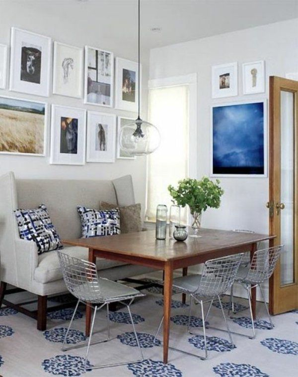 Essecke gestalten - 20 wunderschöne, gemütliche Ideen für Ihre Küche ...