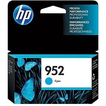 Hp 952 Cyan Ink Cartridge Standard L0s49an 140 Black Ink