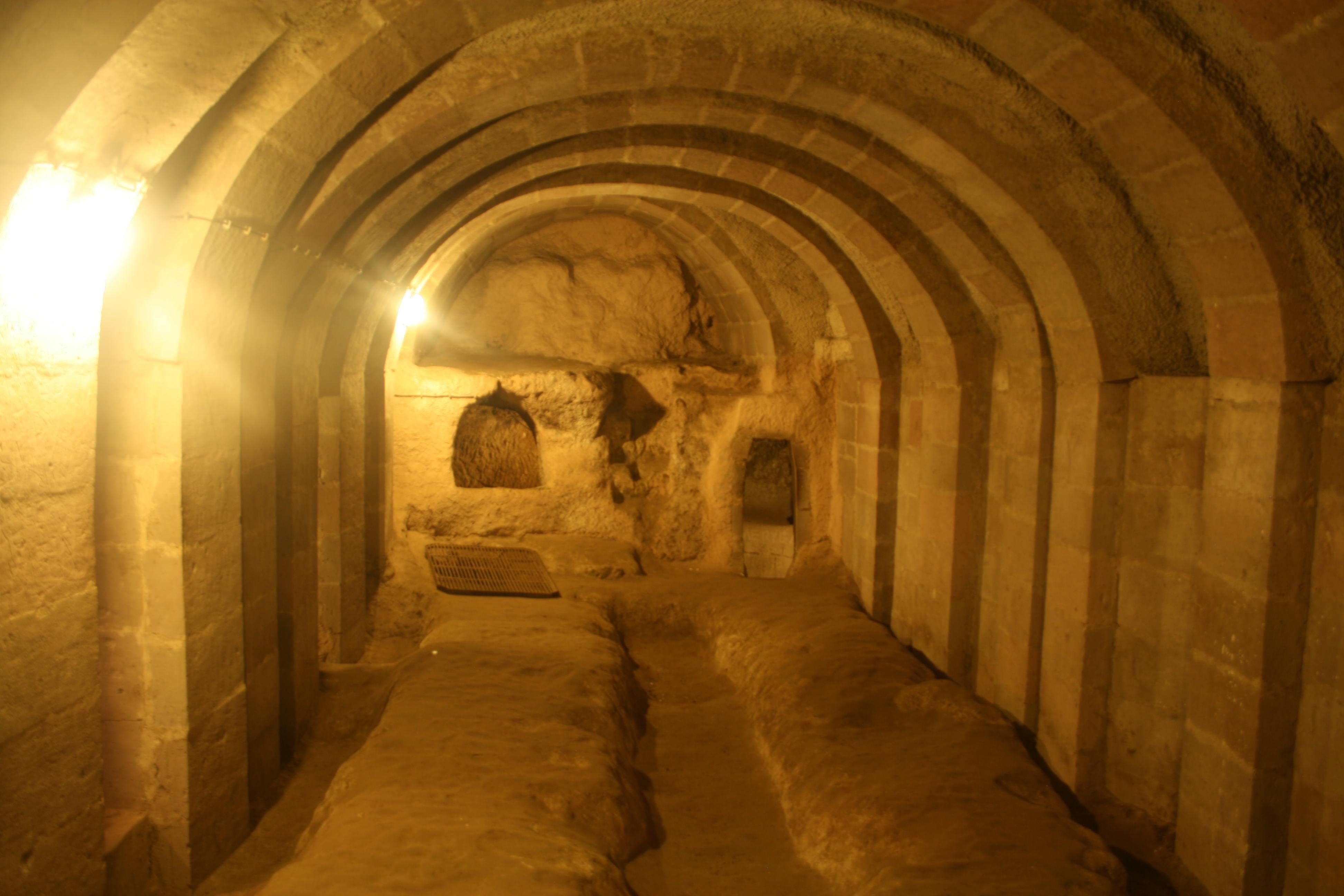 Derinkuyu Underground City, Cappadocia Turkey – Photo a Day ...