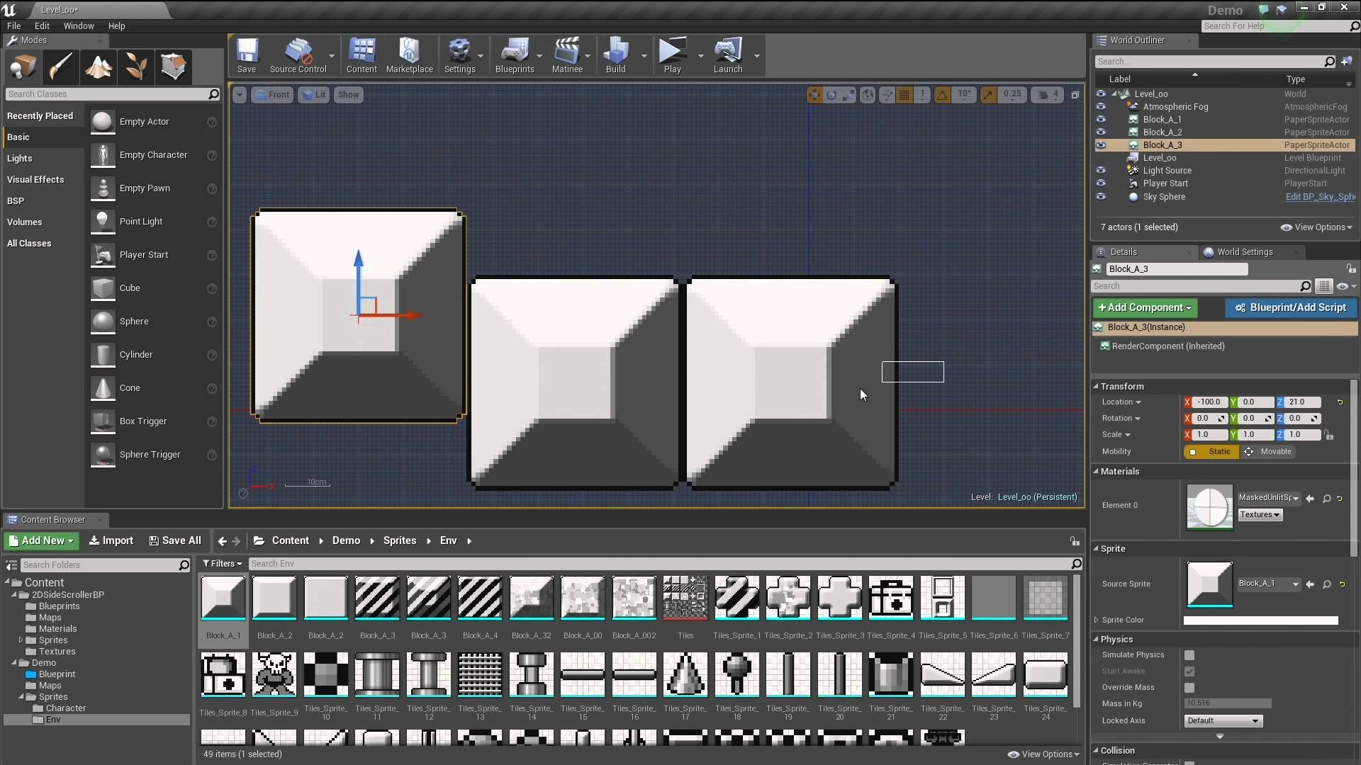 Creating a 2d side scroller part 1 gaming pinterest creating a 2d side scroller part 1 malvernweather Choice Image